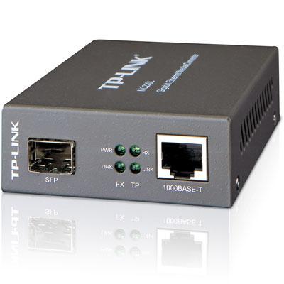 1000BTX to 1000SX SFP converter