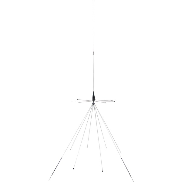 Tram 1411 Scanner 25MHz-1,300MHz VHF/UHF Super Discone Base Antenna Plus CB Transmit Bands