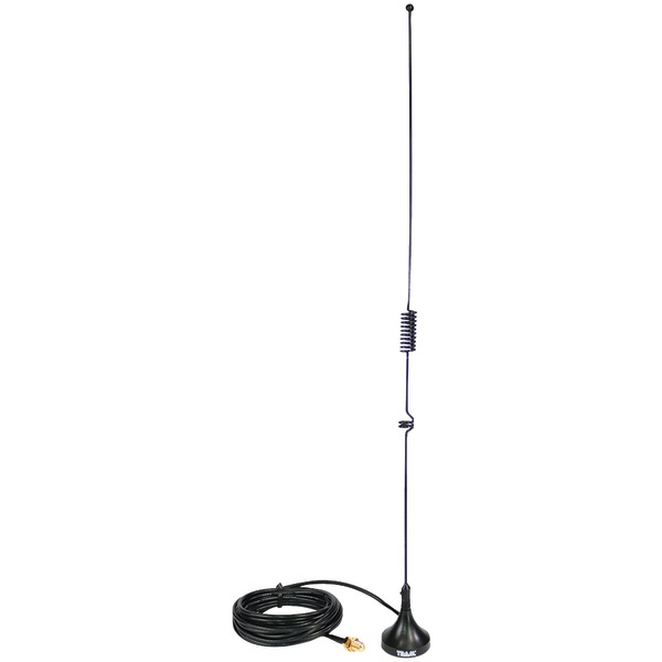 Tram 1081-FSMA 144MHz/430MHz Dual-Band Magnet Antenna with SMA-Female Connector