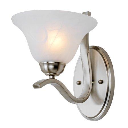 Bel-Air Contemporary Pine Arch Light Sonce, 100 W, Medium Base, 1 Lamp