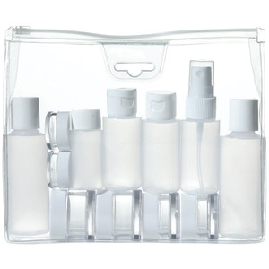 Travel Smart TS333TB 13-Piece Travel Bottle Set