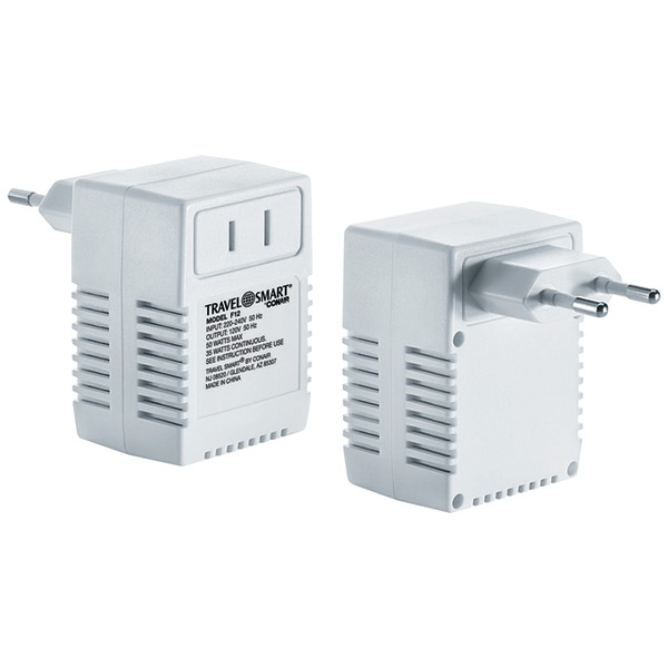 Travel Smart F12X 50-Watt International Transformer