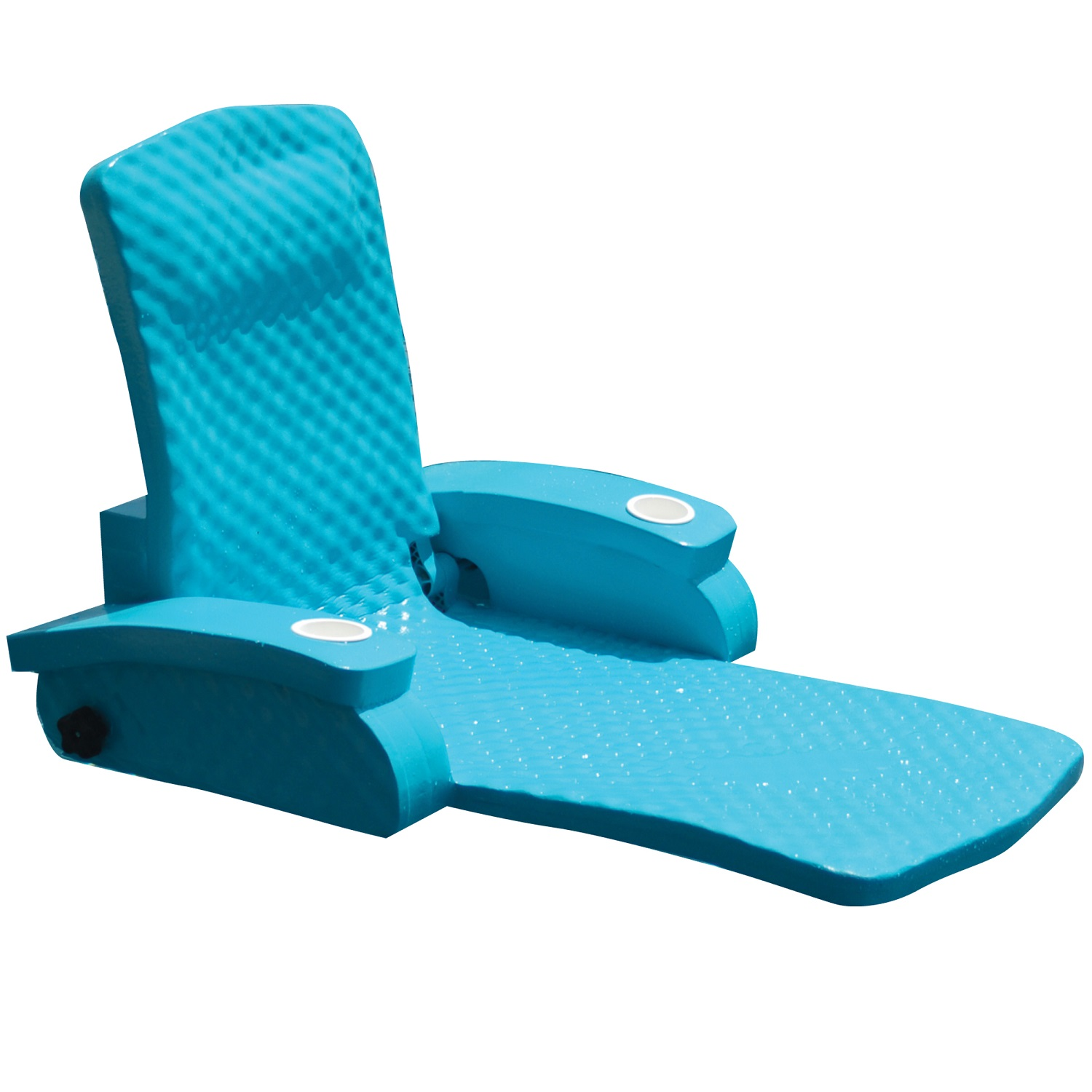 TRC Recreation Super Soft Adjust Recliner in Marine Blue