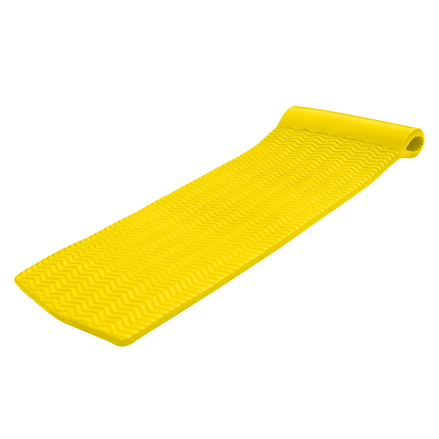TRC Serenity Pool Float Yellow