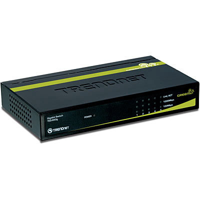 5 port 10 100 1000Mbps GB Swtc