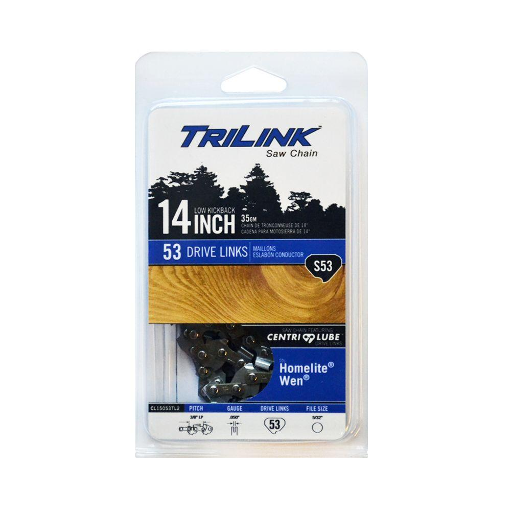 CL15053TL2 14 IN. 3/8 IN. S53 CHAIN