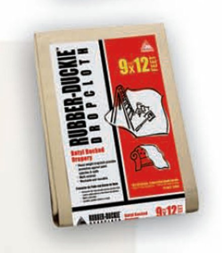 80208 4X15 BUTYL DROPCLOTH