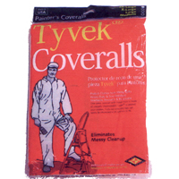 14123 XL TYVEK COVERALL