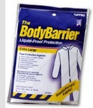 09953 LG BODY BARRIER COVERALL