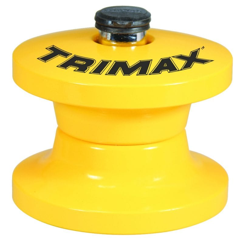 Trimax Lunette Tow Ring Lock Fits 2-7/8' Inside Diameter