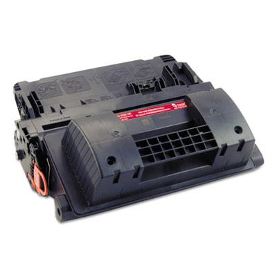 0282021001 281X High-Yield MICR Toner Secure, Alternative for HP CF281X, Black