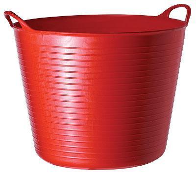 SP26R MED RED 26 LTR TUB