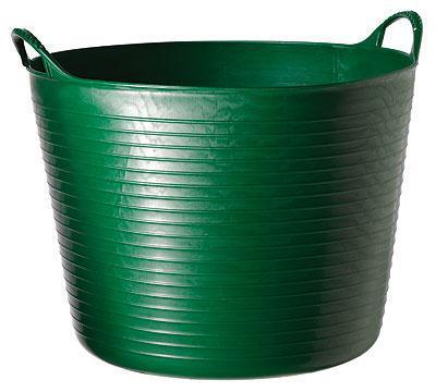 SP42G LARGE GREEN 38 LITER TUB