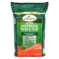 LAWN WINTERIZER WEED/FEED 5M