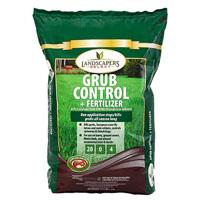 GRUB CONTROL W/FERT 20-0-4 17M