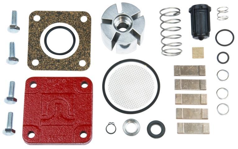 Fill-Rite 4200KTF8739 Pump Repair Kit, For Use with 600C, 1200C, 2400C, 4200D, 4400 Pumps, 12 VDC