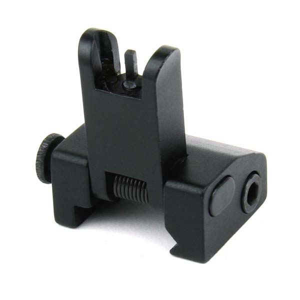 TacFire AR Front Flip-Up Iron Sight/Spring-Loaded