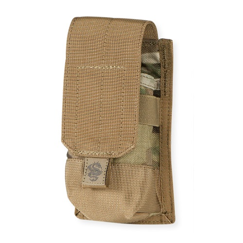 Single Rifle Mag Pouch Multicam