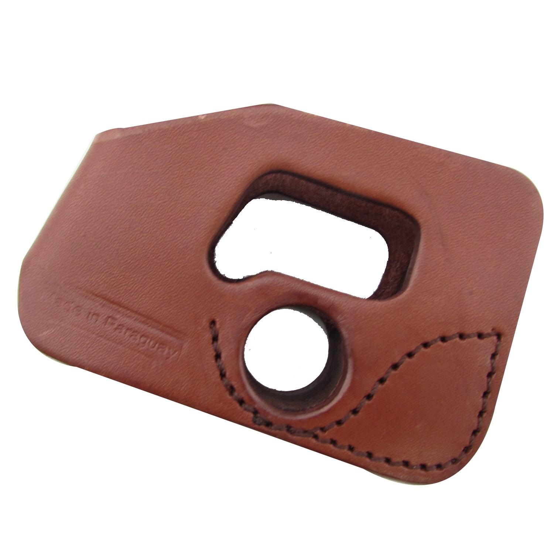 Tagua Kahr PM Series 9mm Brown AmbidextrousPocket Holster