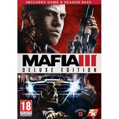 Mafia III Deluxe Ed  PC