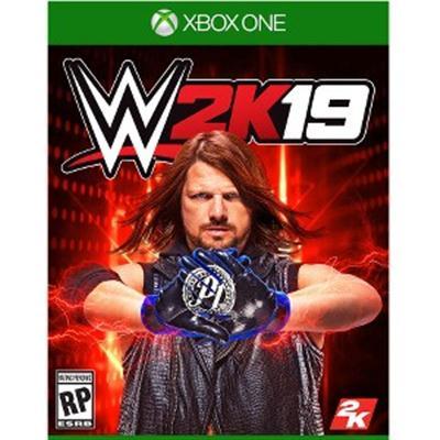 WWE 2K19 XB1
