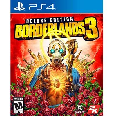 Borderlands 3 Deluxe Ed PS4