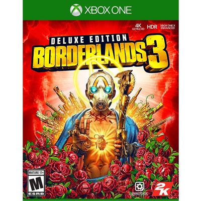 Borderlands 3 Deluxe Ed  XB1