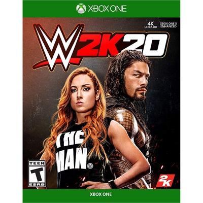 WWE 2K20 Wrestling  XB1