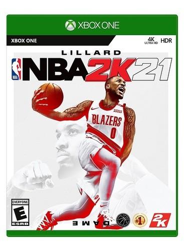 NBA 2K21 Standard ED XB1