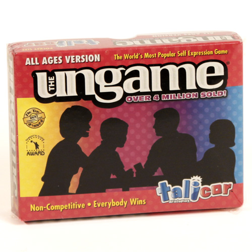 All Ages Version The ungame Pocket Size
