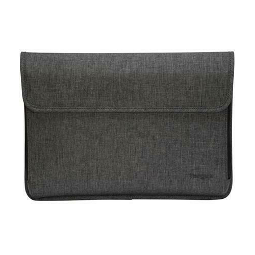 """13-14"""" Mobile Essentials Sleeve- Gray"""
