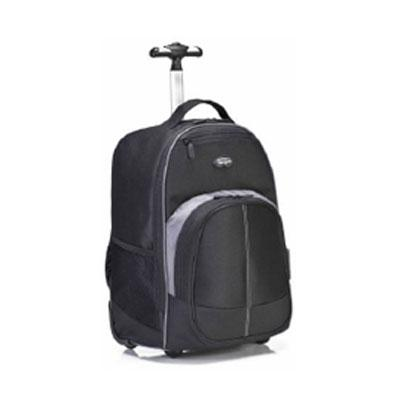 "16"" Compact Rolling Backpack"