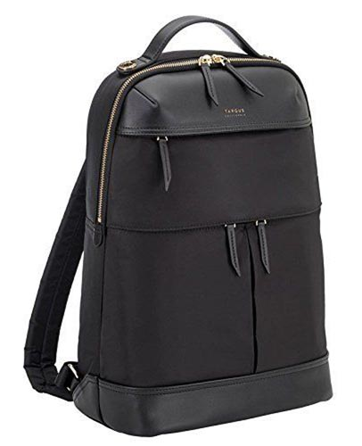 "15"" Newport Black BackPack"