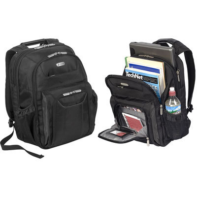 Zip Thru Air Traveler Backpack
