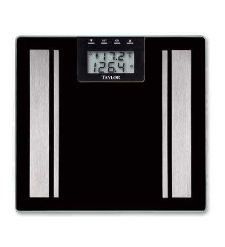 Black Body Fat Scale