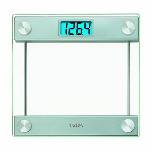 Taylor Glass Dig Bath Scale