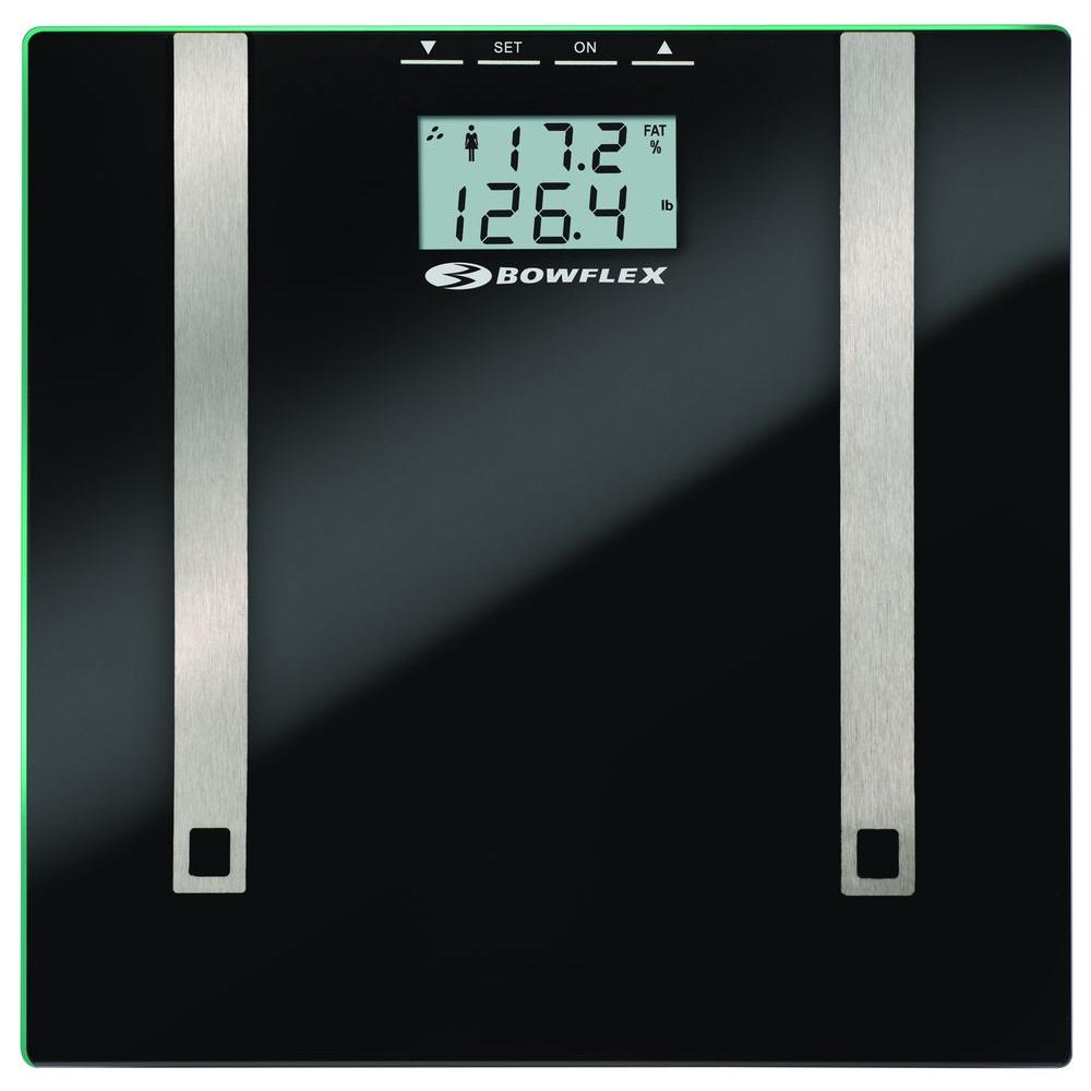 Bowflex Body Fat Scale Glass