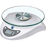 WHT 6.5lb Digital Food Scale