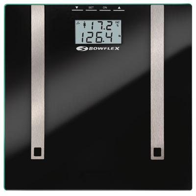 Bowflex Body Fat Scale Glass