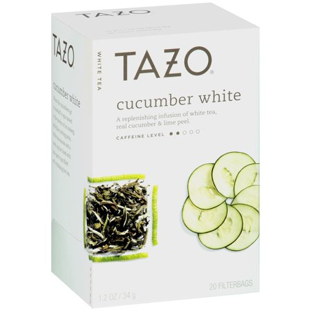 Tea White Cucumber Hot ( 6 - 20 BAG )