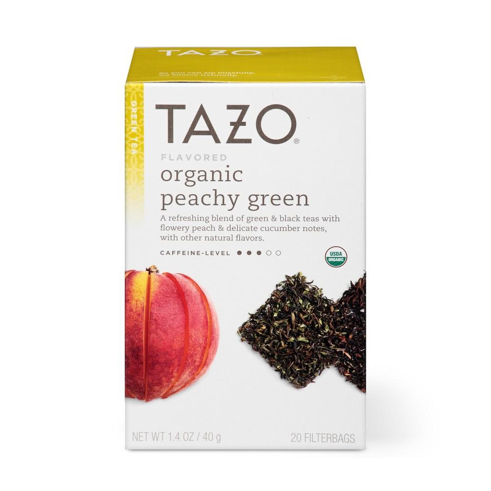 Organic Green Tea ( 6 - 20 BAG )