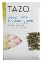 Lotus Green Tea - Decaffeinated ( 6 - 20 BAG )
