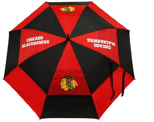 Team Golf NHL Umbrella Chicago Blackhawks