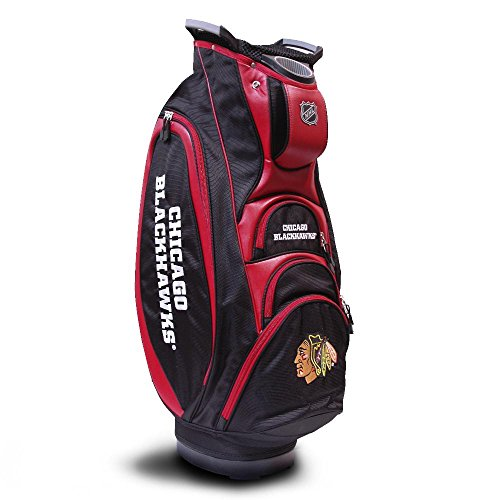 Team Golf NHL Cart Bag  Chicago Blackhawks