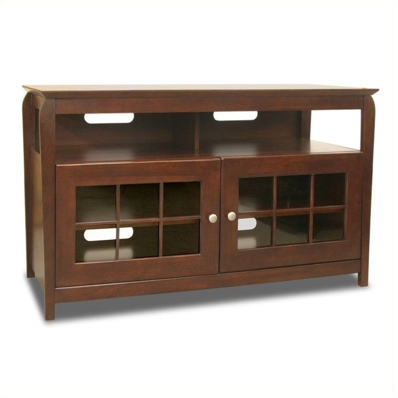 "TechCraft 48"" Wide Wood Credenza"