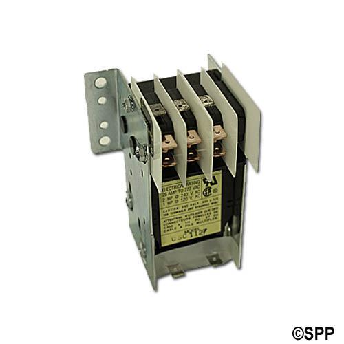 Stepper Switch,TECMAR,CSC1127,4 Func,120Vac Coil,25Amp