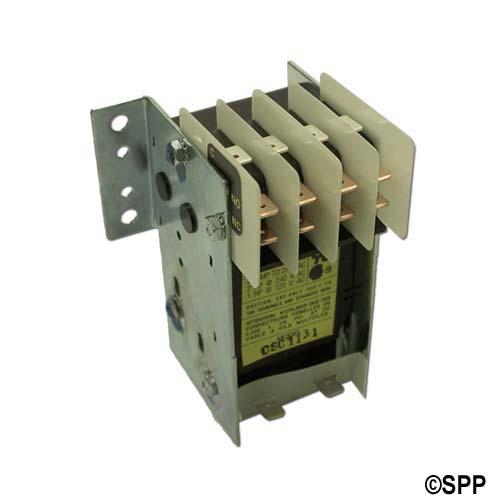Stepper Switch,TECMAR,CSC1131,4 Func,120Vac Coil,25Amp