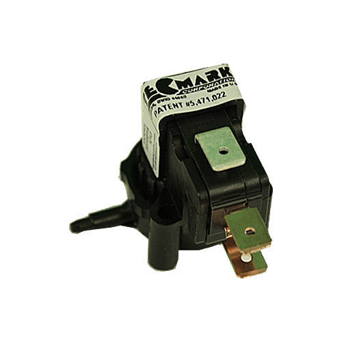 Air Switch, Tecmark, Latching, SPDT, 25A, Side Spout