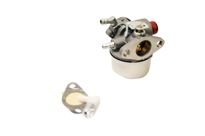 640025C-A Carburetor 640025C fits some 5-6.5hp Tecumseh HOR OHV engines, air port on top, aftermatrket Tecumseh Engine Parts