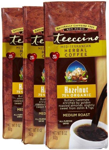 Mediterranean Herbal Coffee Hazelnut ( 6 - 11 OZ )